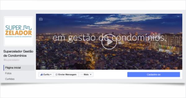 Fanpage Vídeo Facebook
