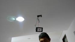 Instalação de Sensor de Presença