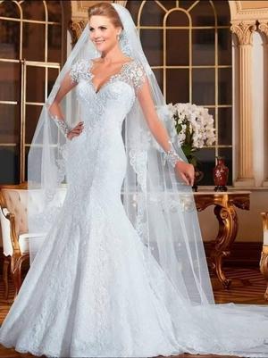 Aluguel de Vestido de Noiva