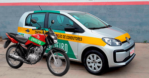 CNH Categoria AB - Carro e moto
