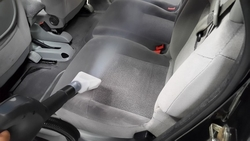 Higienização de Estofado Automotivo